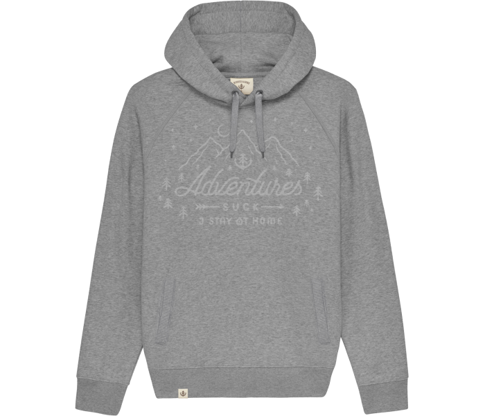 bidges-and-sons__sweatshirt-hooded_adventures-suck_dark-heather_isolated_product_2230_4486