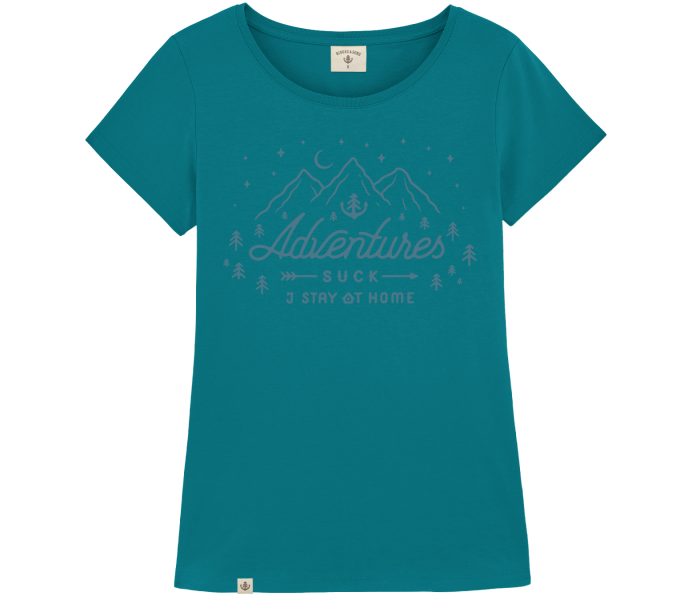 bidges-and-sons_ladies_low-cut-t-shirt_adventures-suck_petrol_isolated_product_2222_4488