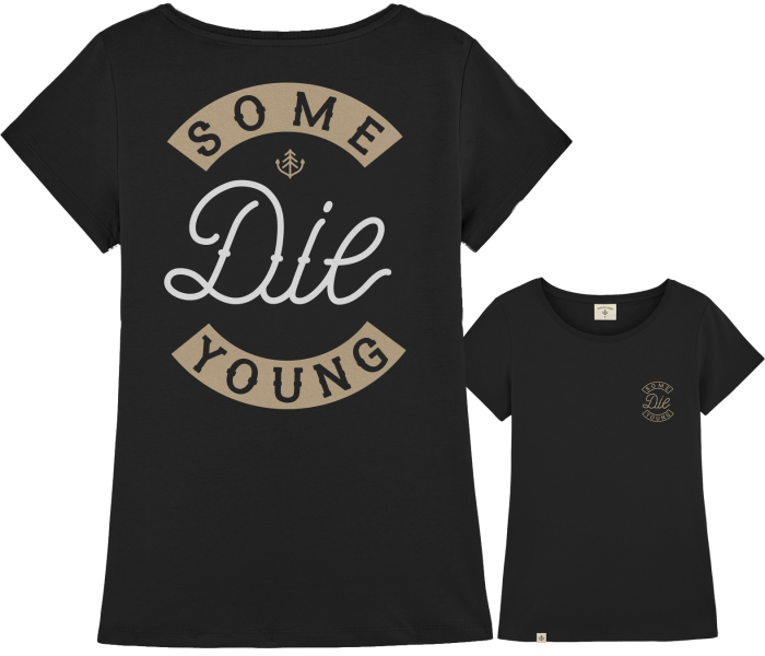 bidges-and-sons_ladies_low-cut-t-shirt_some-die-young_black_isolated_product_2241_4470