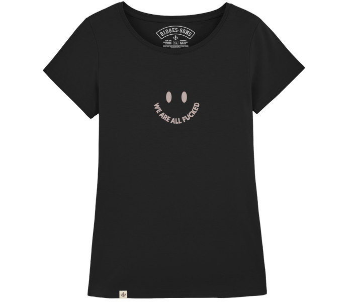 bidges-and-sons_ladies_low-cut-t-shirt_we-are-all-fucked_black_isolated_product_2450_4671